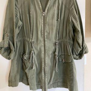 Torrid Anorak style Jacket